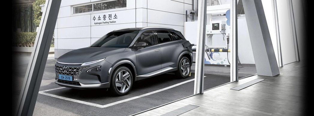 Hyundai Nexo氫燃料車去年在自家韓國售出5,786台! 摘自Hyund...