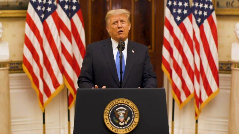 美國總統川普在位四年,不僅為政壇帶來狂風巨浪,也為喜劇界創造出無數嘲諷談資。 歐新社