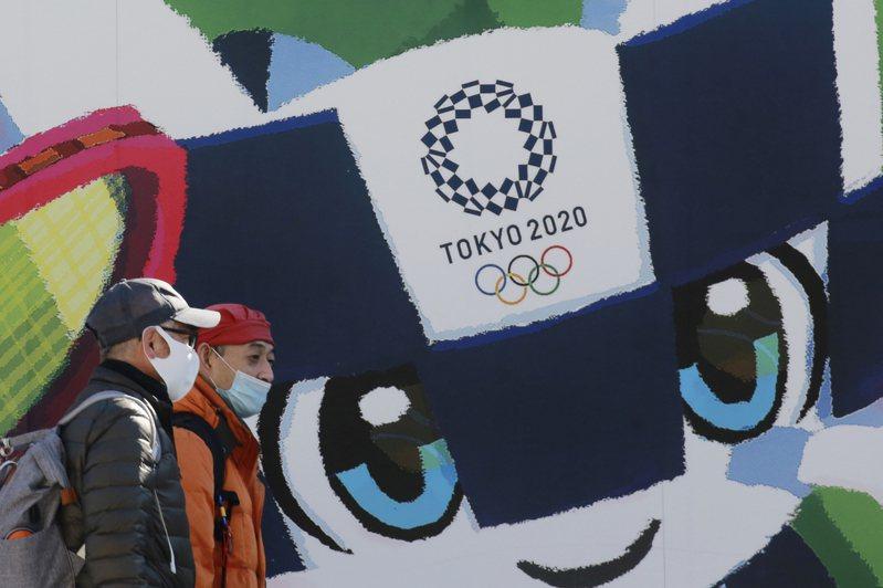 日本大阪市長松井一郎呼籲將東京奧運延期至2024年。 美聯社
