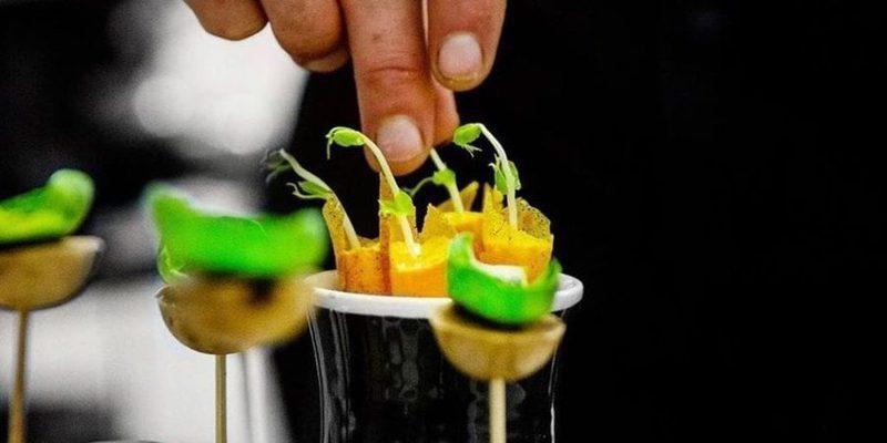素食市場蓬勃發展,法國出現第一家全素的米其林餐廳。(Photo from網路截圖)