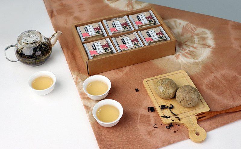 隨風土綻放出好滋味的福龜餅。(圖片提供/MOOK)