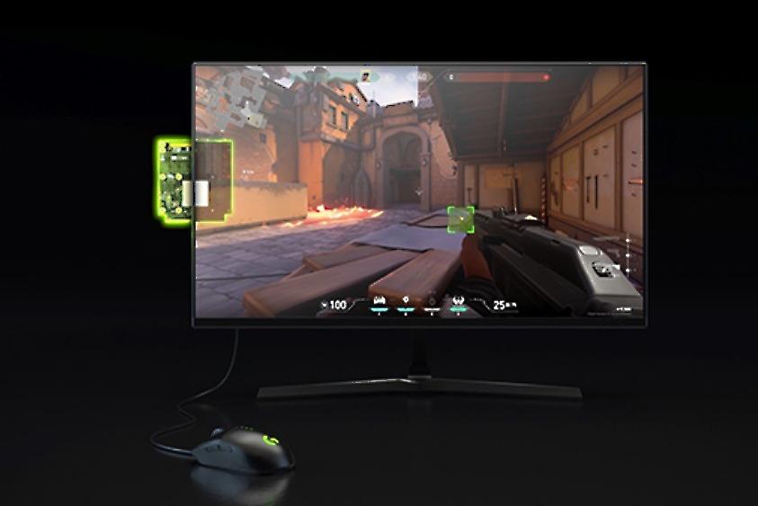 NVIDIA透過滑鼠就能確認硬體是否影響遊戲延遲