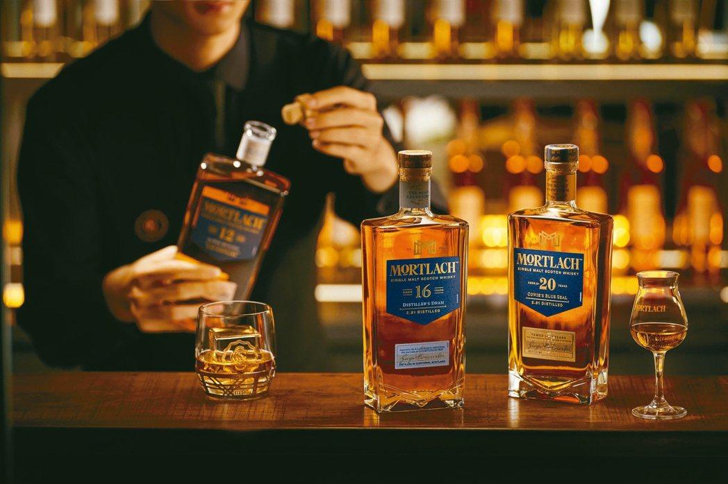 全球低利率環境釋出龐大資金,追逐高報酬的部分資金正流向高檔威士忌。圖片取自DIA...