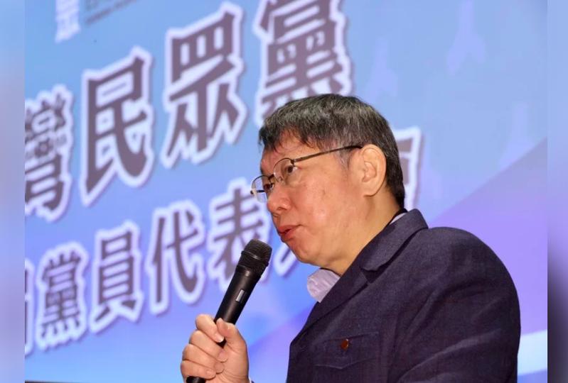 對於台灣是否進口日本核食?柯文哲在專訪中提及可解禁,但必須經科學檢測沒問題、且在包裝上標註產地。本報資料照片