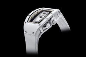 晚宴或戶外?RICHARD MILLE RM 037白陶瓷腕表美型百搭