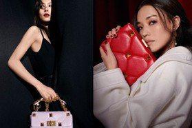 舒淇「抱緊」處理!Valentino大鉚釘新包春節系列上市