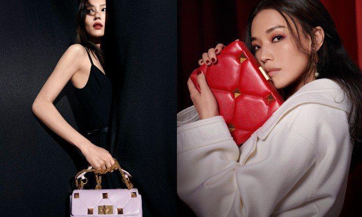 Valentino推出節日限定系列商品。圖/Valentino提供