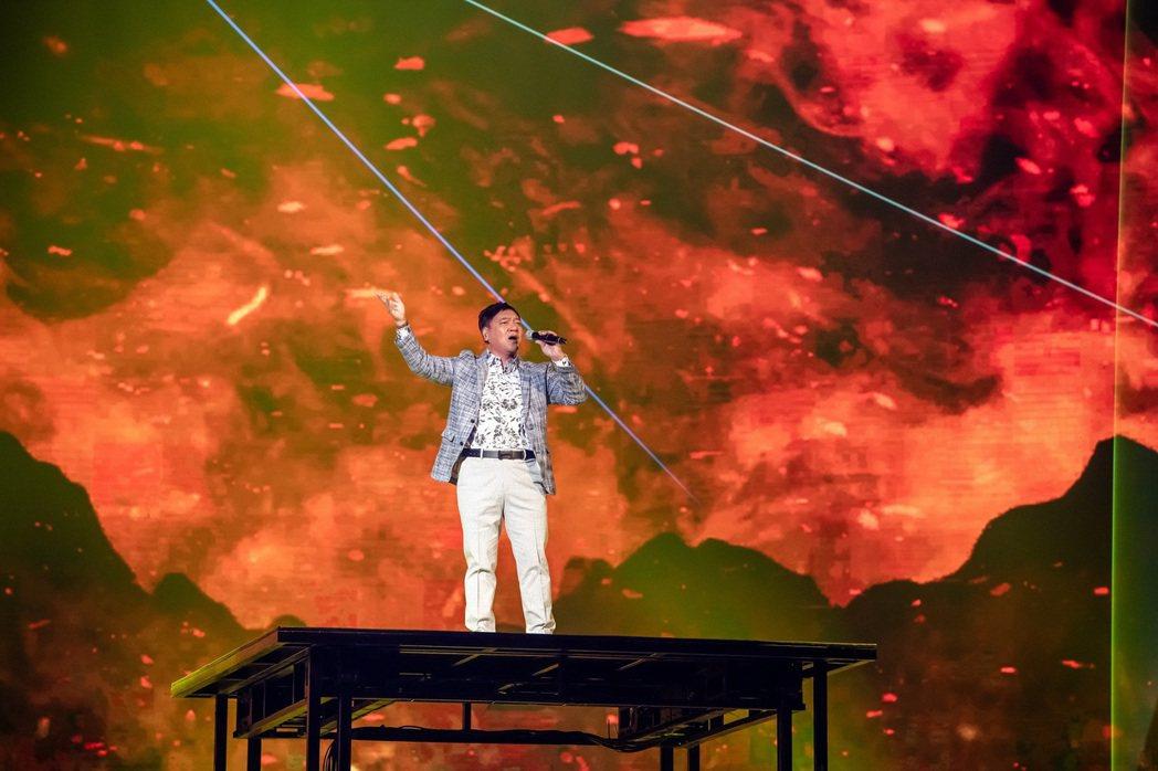 施孝榮將參加「民歌46高峰會」。圖/寬宏藝術提供