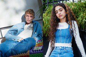 「半價」入手Lee經典款!H&M首度跨界打造永續再生丹寧系列
