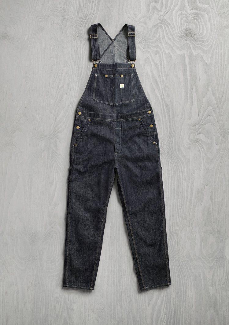 H&M x Lee聯名系列男工裝褲1,799元。圖/H&M提供