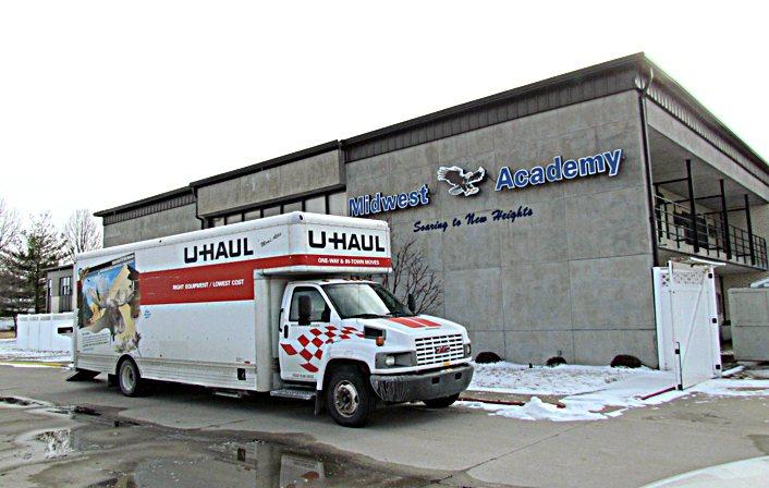 許多民眾民眾租賃U-Haul貨車遷居至田納西州。美聯社