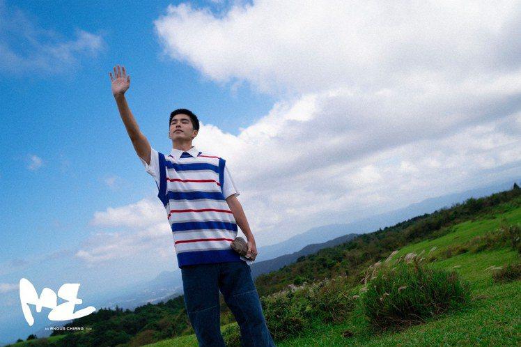 曾敬驊演出ANGUS CHIANG的第10季作品以電影「ME」表現。圖/ANGU...