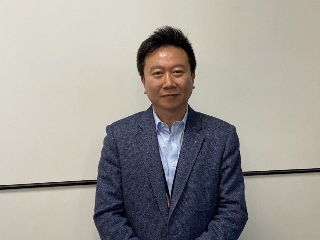 西勝董事長黃宗偉  記者吳凱中╱攝影