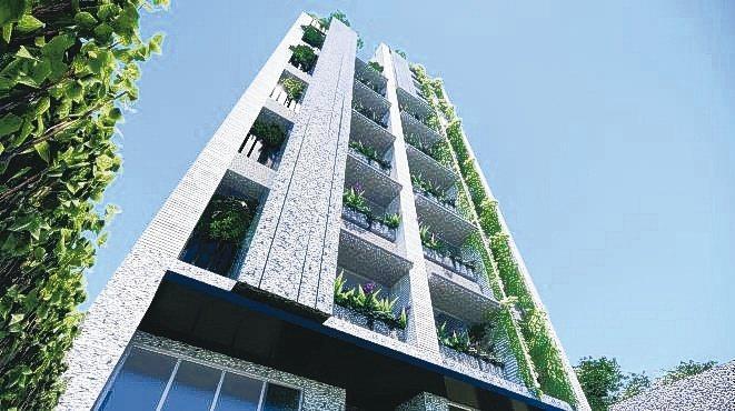 傑丞建築十年有成,傾力打造全新國際精品宅。業者/提供