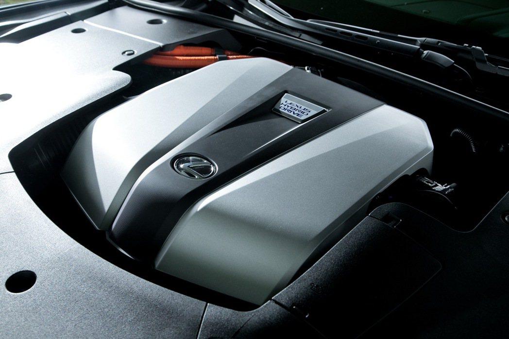 LS 500h擁有綜效最大馬力359ps、最大扭力35.7kg-m,0~100k...