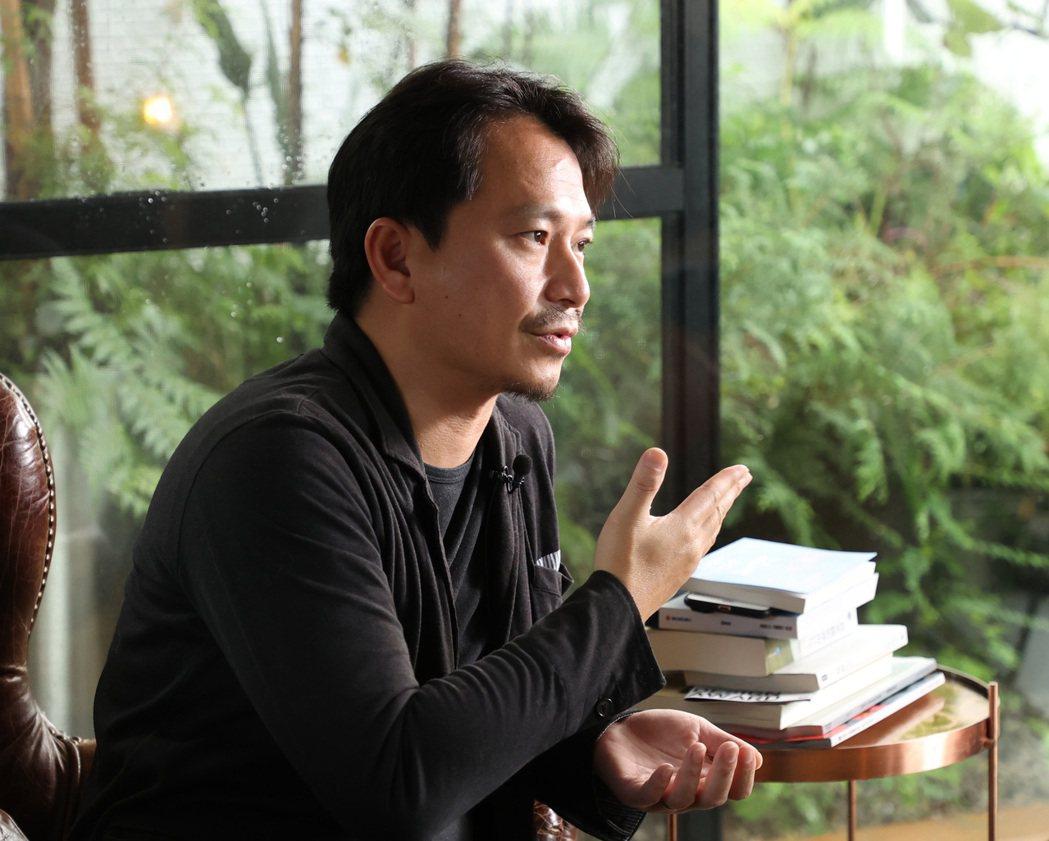 景觀設計師吳書原說,台灣的植栽豐富性是全世界第一。記者林澔一/攝影