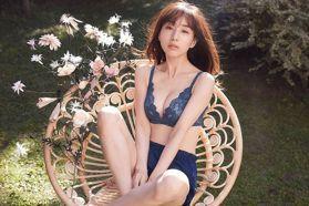 日「最美女主播」擠掉辣模接手內衣代言人 田中美奈實再次解放豐滿上圍