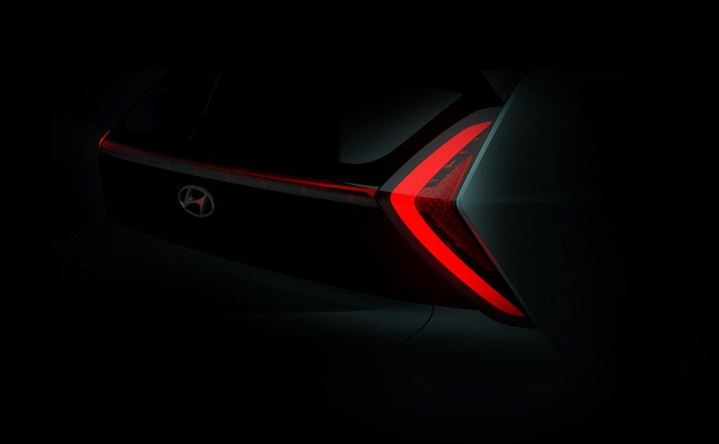 全新Hyundai Bayon釋出首播預告剪影照。 摘自Hyundai