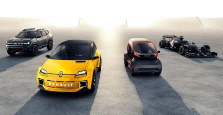 Renault揭露未來藍圖 將更加注重獲利與電動車發展!