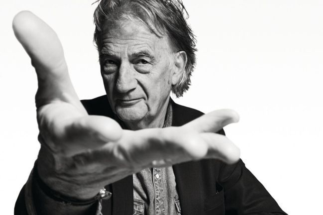 Paul Smith。 (Photo: David Bailey)
