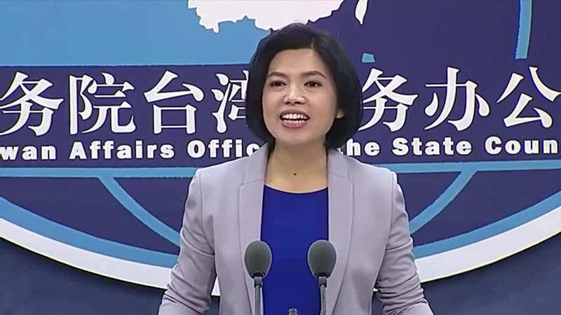 大陸國台辦發言人朱鳳蓮。(本報資料照)