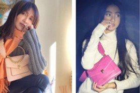 工藤靜香、木村光希母女包是這款!寶格麗最新「蜜桃手提肩背包」美翻