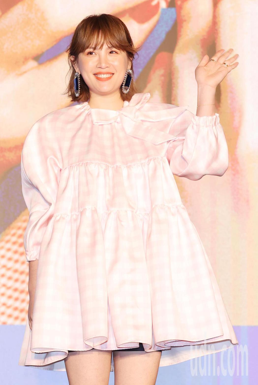 魏如萱(娃娃)「HAVE A NICE DAY」演唱會,今年7月三度攻蛋。記者曾...