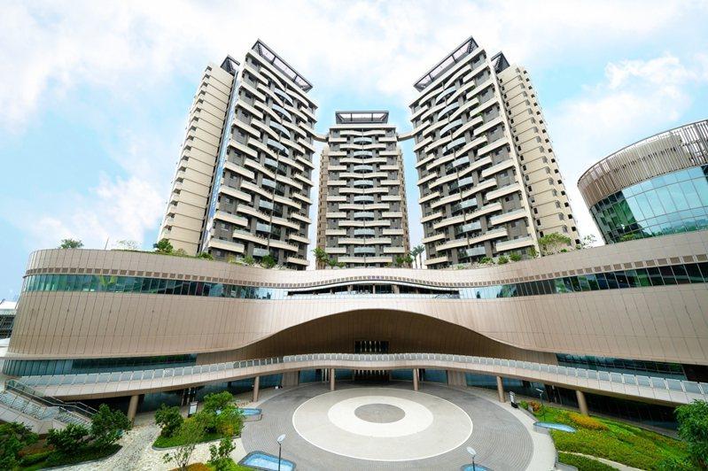 桃園A19為首家結合冠德住宅的大型複合式商場,預計今年第二季開幕。圖/環球購物中心提供