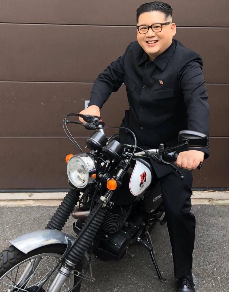 以模仿北韓領導人金正恩出名的網紅「Howard X」,自曝去年遭港警拘捕且動機明...
