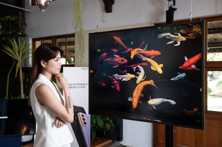 Samsung Galaxy S21 5G旗艦系列邀攝影大師捕捉台灣日常美景