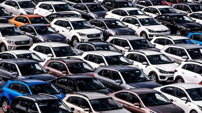 乘聯會預測,今年大陸乘用車零售市場增長8%,汽車零售市場增長4%。(圖/取自新浪...