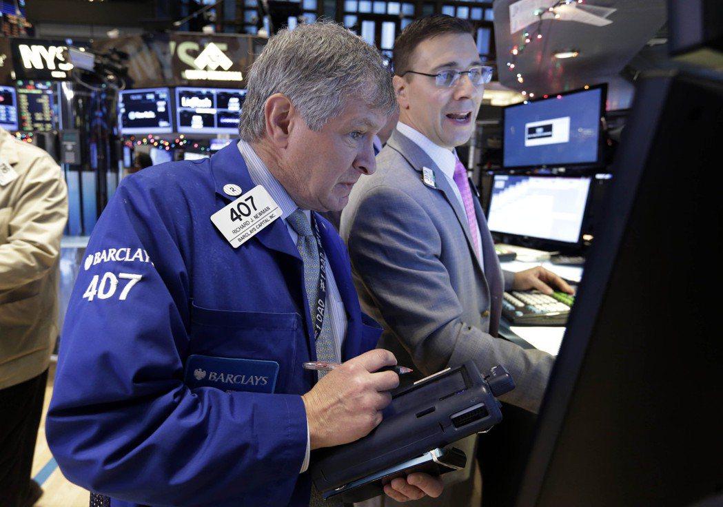 美股三大指數21日早盤幾乎與前一日持平。美聯社