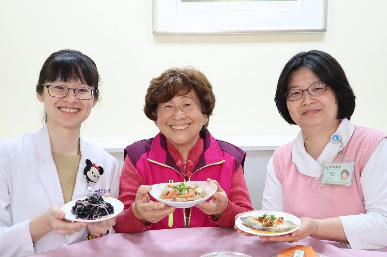 家中是否有長輩牙口不好,無法咀嚼日常三餐,只能進食流質食物如白粥?衛生福利部桃園...