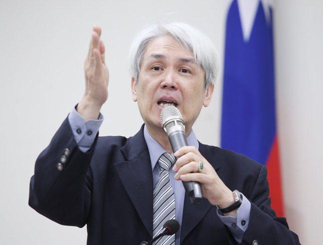台大社會系教授薛承泰。 報系資料照