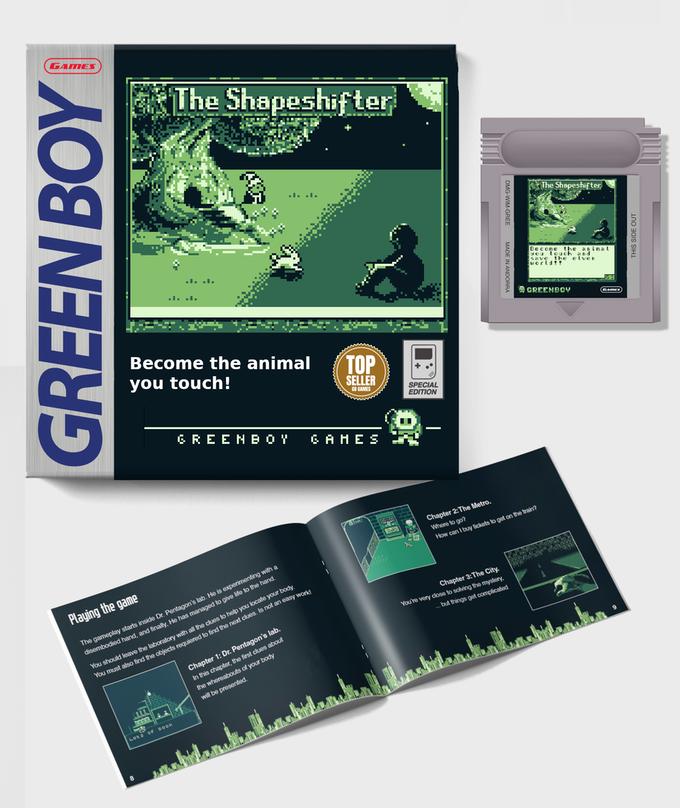 圖:Green Boy Games