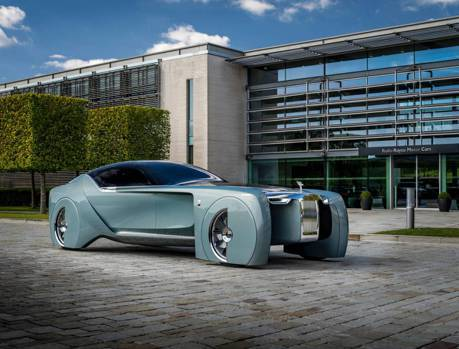 Rolls-Royce首款純電車「Silent Shadow」 將與BMW i7共用馬達與大容積電池