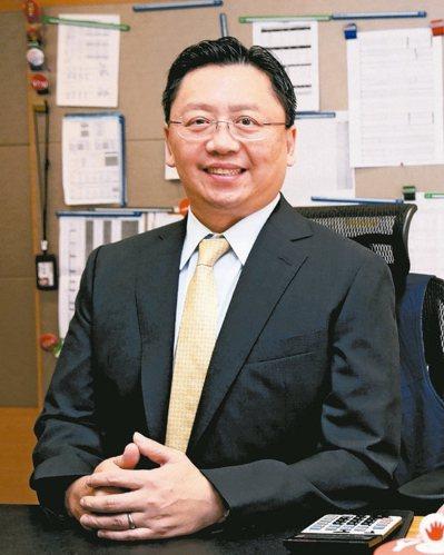 和泰車總經理蘇純興。 圖/本報系資料照