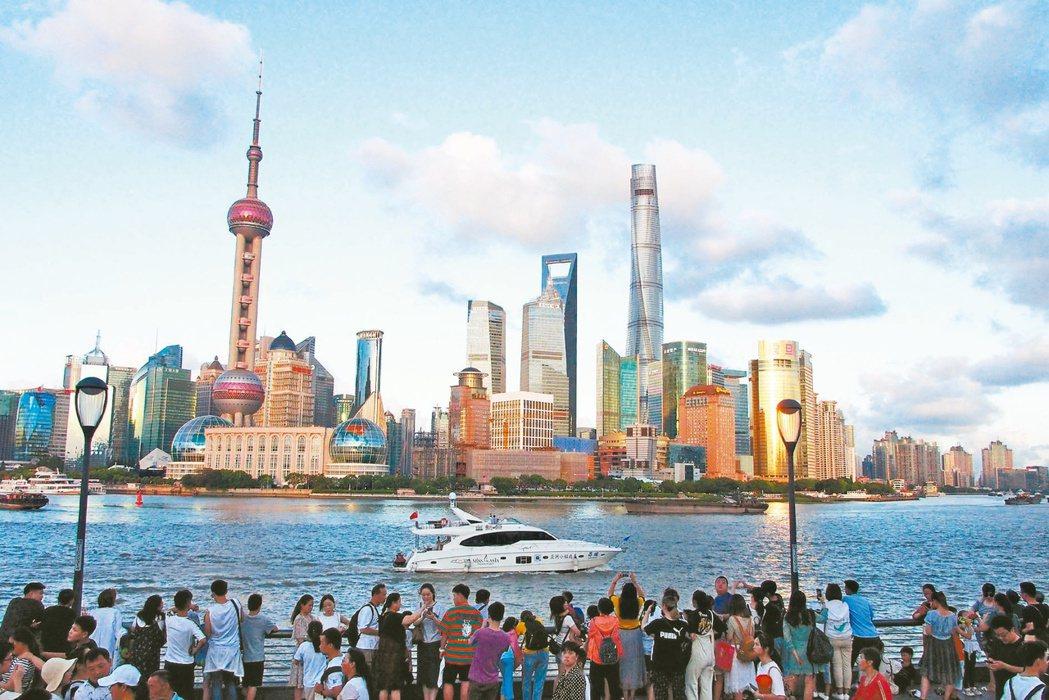 上海。 圖/報系資料照