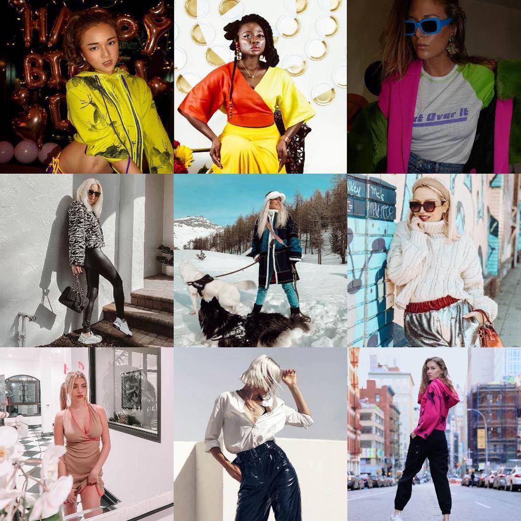 潮牌PINKSELFIE席捲歐美時尚圈,影星大推must-have的時髦單品。 ...