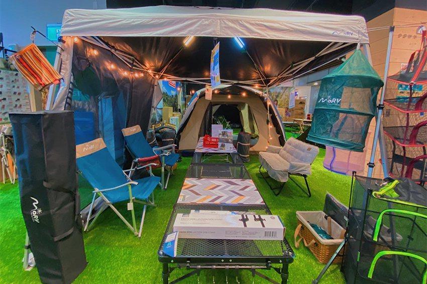 「早點名露營生活館」MORV第一家庭帳270黑爵士,是入門、CP值很高的新手帳篷...