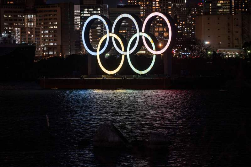 英媒爆料日本已決定取消東京奧運,日本政府今天全面否認。 法新社