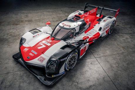 3.5升雙渦輪V6油電戰車!Toyota正式發表GR010 Hybrid利曼賽車