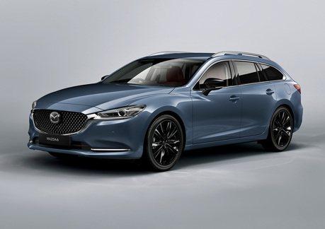 全新2021 Mazda6 GT SP車型澳洲亮麗登場