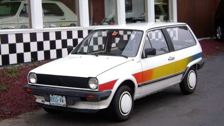 58.67km/l油耗的機械增壓VW Polo早在80年代就做出來了?