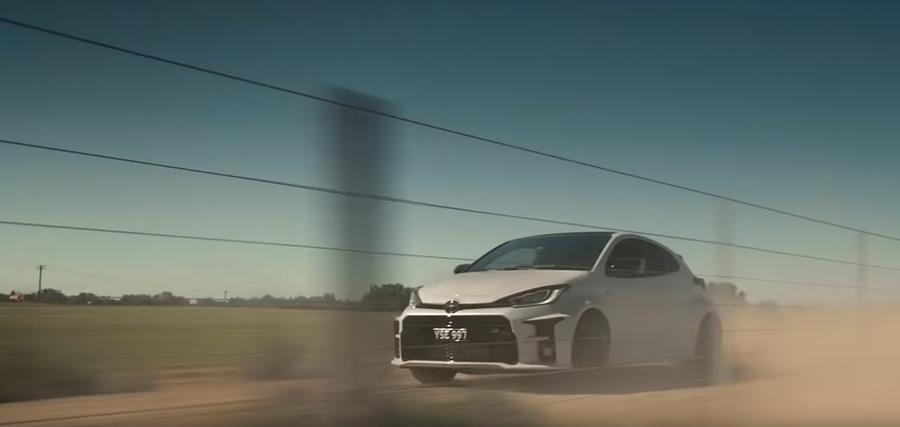 裁自Toyota影片