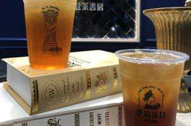 限時16天2杯88折!「伊莉莎白紅茶書房」進駐三重