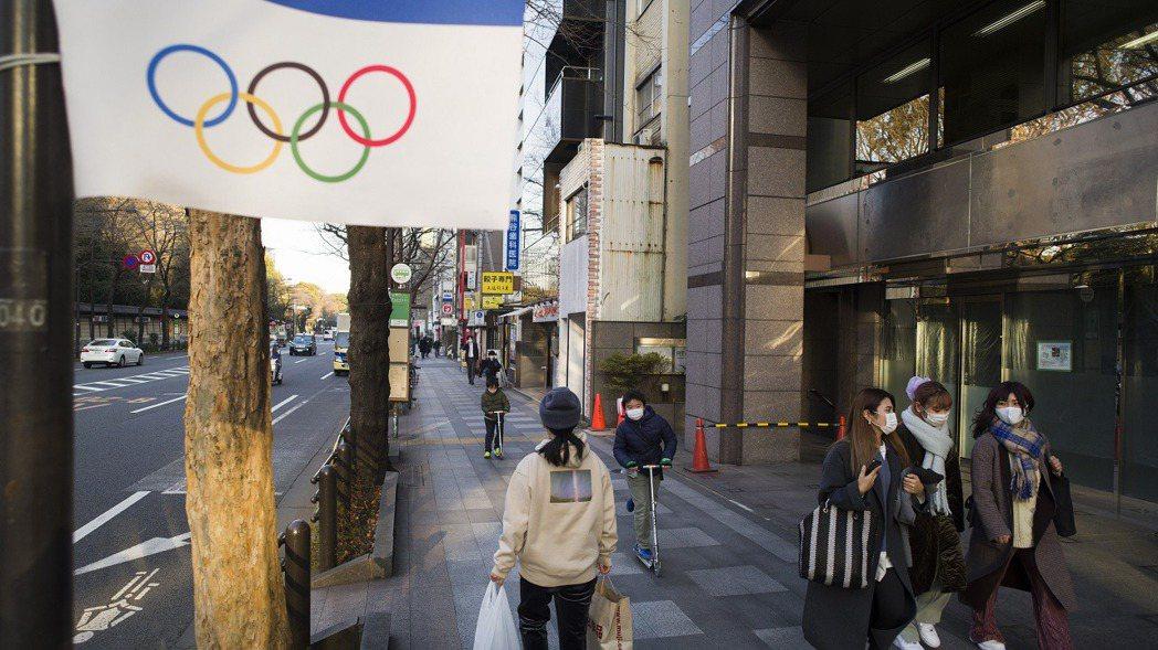 日本首都東京街景,攝於21日。美聯