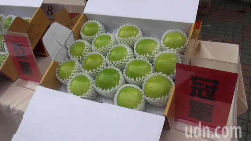 高雄大社區出品的蜜棗質量都佳,去年單日本就外銷155噸。記者王昭月/攝影