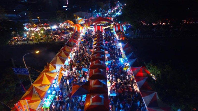 潮州春節市集今天宣布停辦。圖/潮州鎮公所提供
