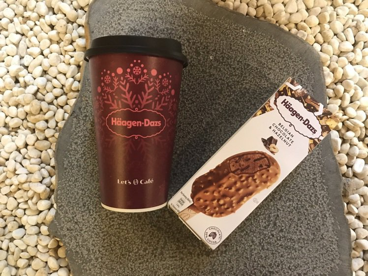 全家便利商店Let's Café再度與哈根達斯攜手合作,1月27日起限量開賣「雪...